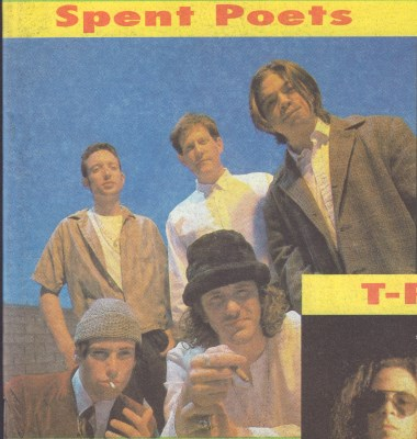 The Spent Poets Band Photo BAM Weekly Magazine